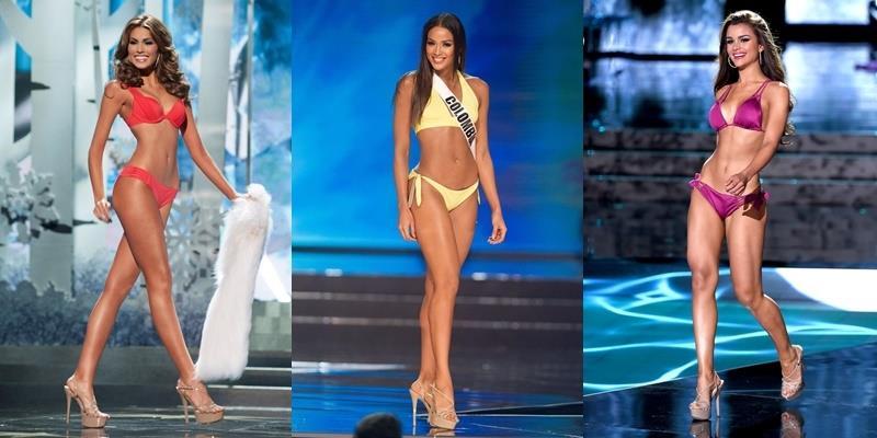 Những màn trình diễn bikini đẹp mắt nhất Miss Universe 10 năm qua
