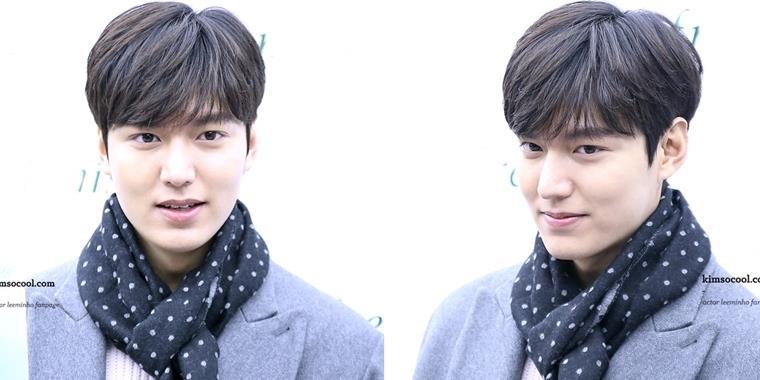 """yan.vn - tin sao, ngôi sao - Lâu không gặp, Lee Min Ho bất ngờ tái xuất đẹp trai """"rụng rời"""""""