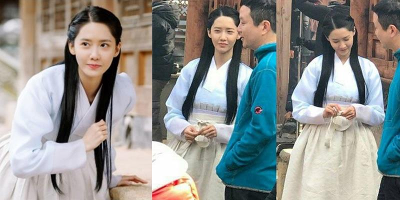 yan.vn - tin sao, ngôi sao - Thêm loạt ảnh đẹp không tì vết của Yoona trong hậu trường phim mới