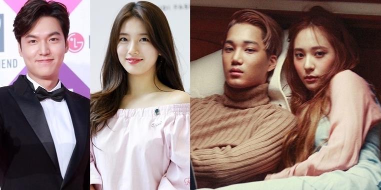 """yan.vn - tin sao, ngôi sao - Đâu là tin hẹn hò """"sốc tới nóc"""" của ngôi sao đình đám xứ Hàn?"""