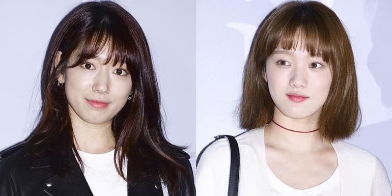 """Park Shin Hye và Lee Sung Kyung tái ngộ """"đọ sắc"""" ầm ầm tại sự kiện"""