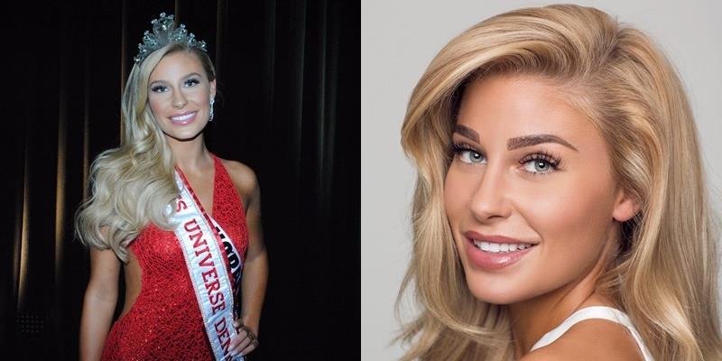 Hoa hậu Hoàn vũ Đan Mạch 2016 bị tước vương miện trong tức tưởi