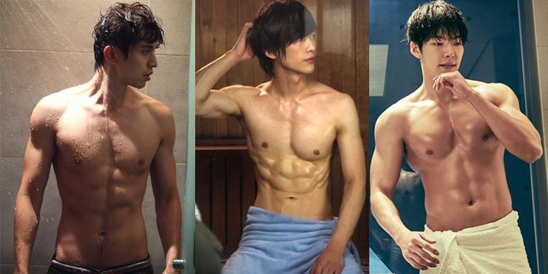 """""""Xịt máu mũi"""" với những thân hình mỹ nam đẹp nhất màn ảnh Hàn"""