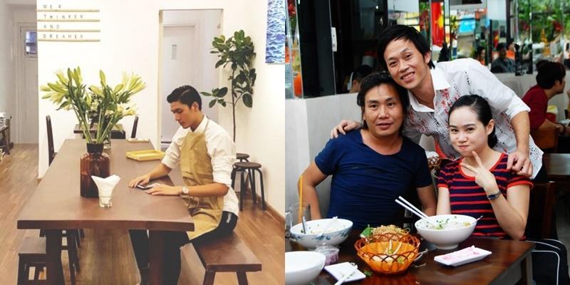 """Những cơ ngơi kinh doanh ăn uống """"hốt bạc"""" của 10 sao nam Việt"""