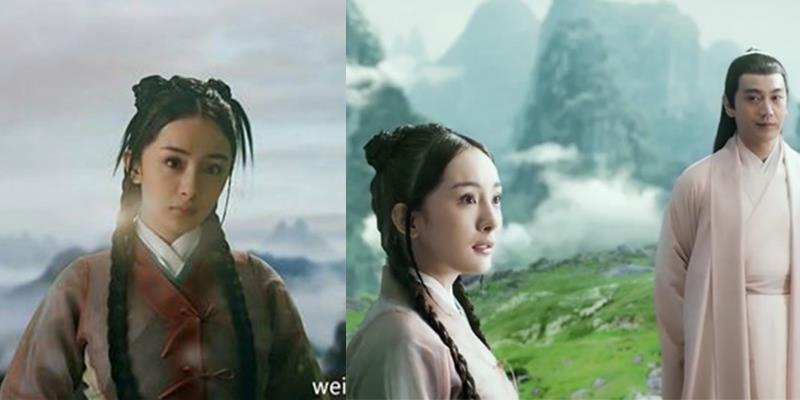 """Dương Mịch bị chê quê mùa, lạm dụng kĩ xảo """"ảo diệu"""" trong phim mới"""