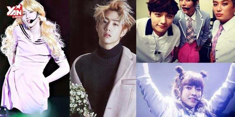 Mỹ nam Hàn nào giả gái hấp dẫn nhất?