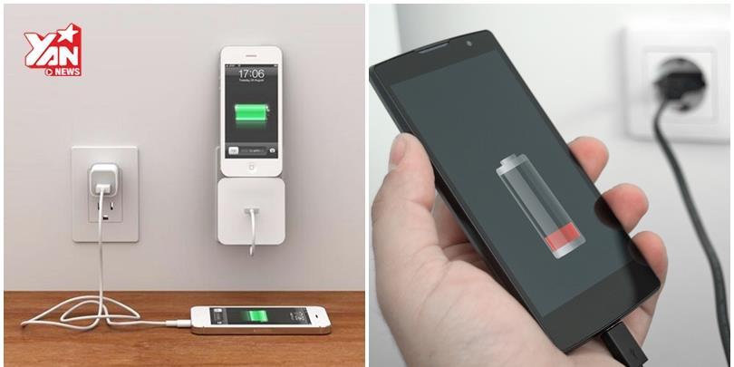 Mách bạn những cách xử lí khi điện thoại sạc pin quá chậm