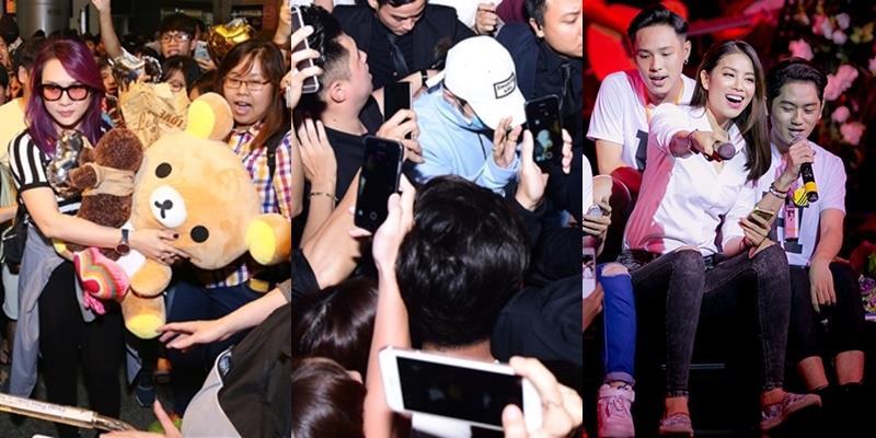 yan.vn - tin sao, ngôi sao - Khi sao Việt cũng được hâm mộ cuồng nhiệt không kém sao quốc tế