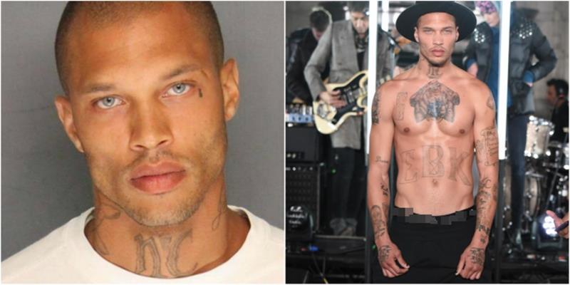 Cựu tù nhân điển trai nhất thế giới chính thức trở thành người mẫu