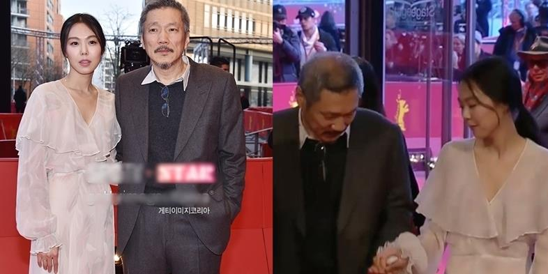 yan.vn - tin sao, ngôi sao - Cặp đôi ngoại tình chấn động Kbiz công khai tình tứ trên thảm đỏ