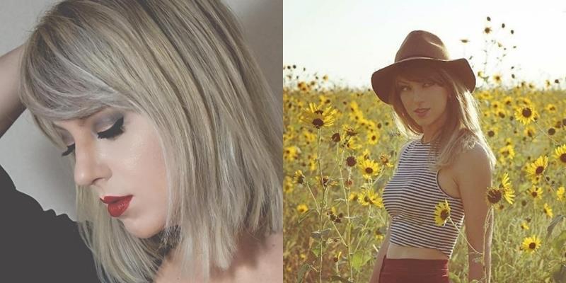 """Các fan """"ruột"""" cũng khó lòng phân biệt đâu là Taylor Swift thật và giả"""