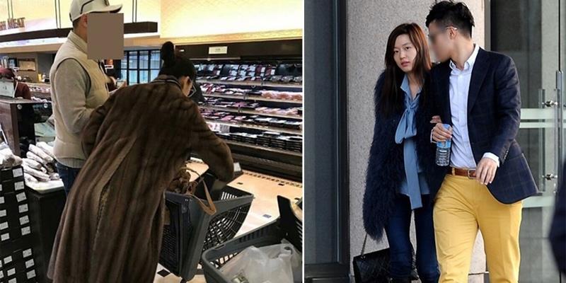yan.vn - tin sao, ngôi sao - Vô tư mặc áo lông thú ra đường, Jun Ji Hyun bị phản đối gay gắt