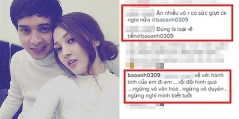 """yan.vn - tin sao, ngôi sao - Bảo Anh """"nổi điên"""" gay gắt đáp trả khi bị nói giật chồng"""