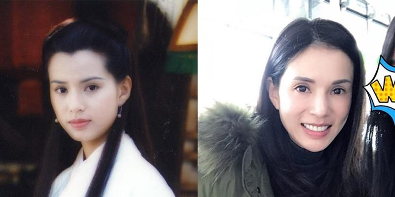 """Nhan sắc """"đẹp tựa như tranh"""" sau 22 năm của Tiểu Long Nữ Lý Nhược Đồng"""
