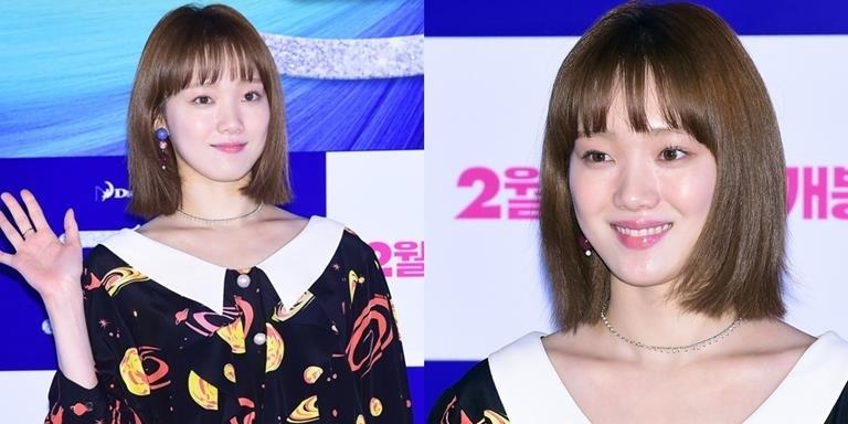 """Không còn là Bok Joo """"ngố tàu"""", Lee Sung Kyung tái xuất đầy nữ tính"""