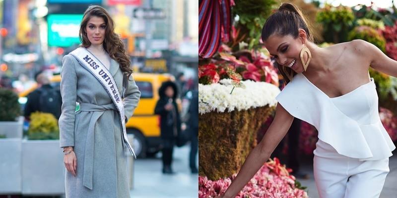 Sau đăng quang, gu thời trang của Miss Universe 2016 đẹp lên bất ngờ