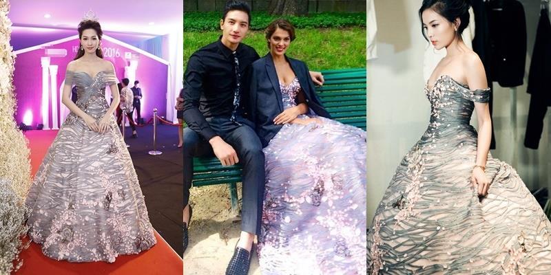 """""""Đụng hàng"""" Miss Universe 2016, Thu Thảo, Kỳ Duyên có tỏa sáng?"""