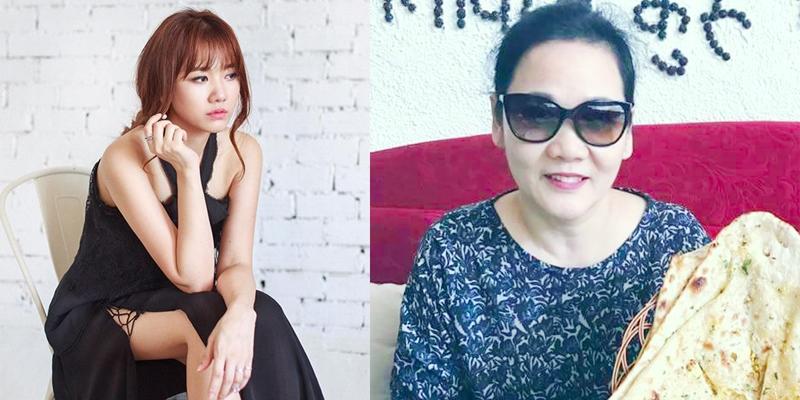 Sau khi lấy chồng, Hari Won bất ngờ bị mẹ ruột 'không cho vào nhà'