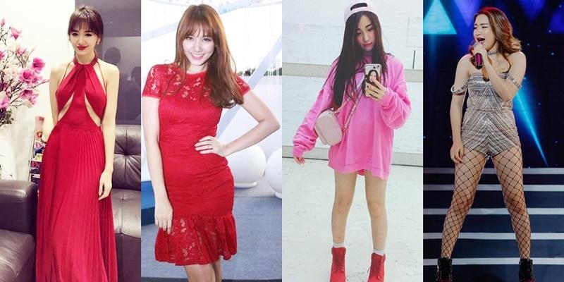 Hari Won và loạt sao nữ xinh đẹp bất ngờ khi giảm cân cấp tốc