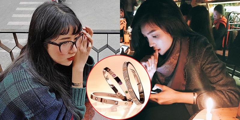 Giá 'chát' nghìn đô, mỹ nhân Việt vẫn mê tít chiếc vòng nhỏ xinh