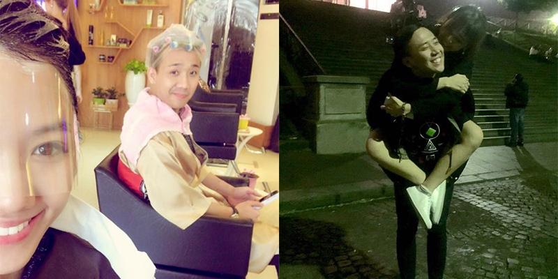 'Ngất lịm' trước những khoảnh khắc giản dị của Trấn Thành - Hari Won