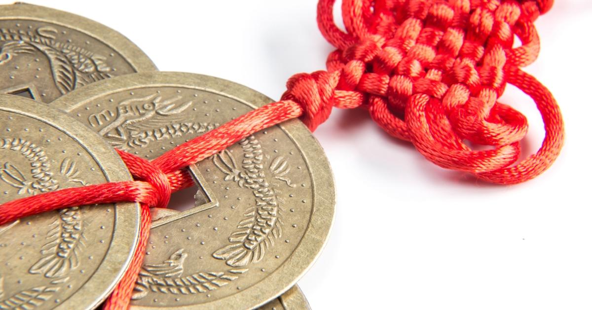 Mẹo phong thủy  thu hút thịnh vượng bằng tiền xu