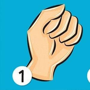 Nhìn nắm tay đoán tính cách cực chuẩn với trắc nghiệm nổi tiếng của người Nhật