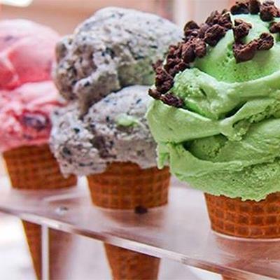 Việc chọn lựa một viên kem cũng tố cáo tính cách ẩn sâu trong bạn