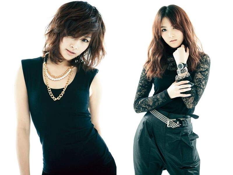 Nicole và Jiyoung