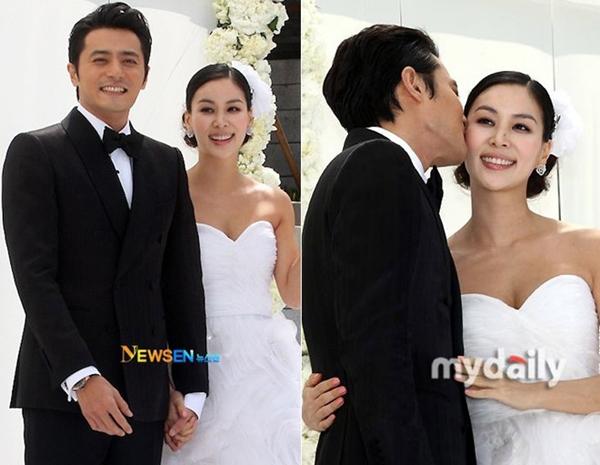 Jang Dong Gun, Go So Young