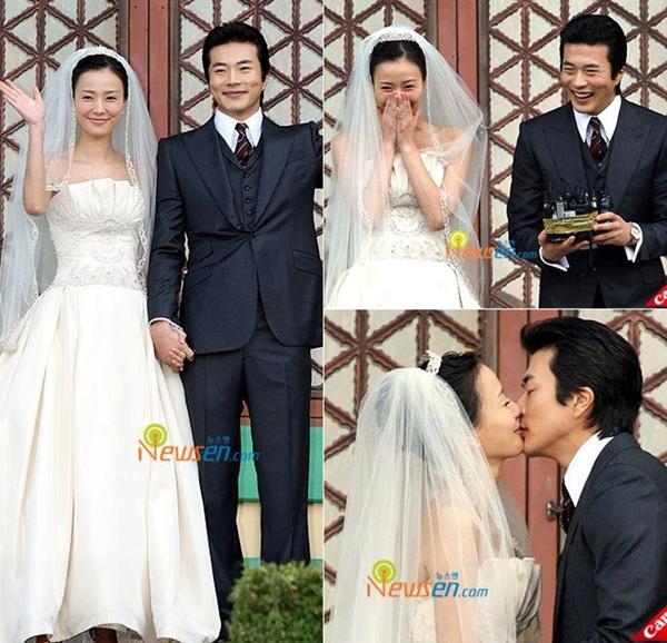 Kwon Sang Woo, Son Tae Young