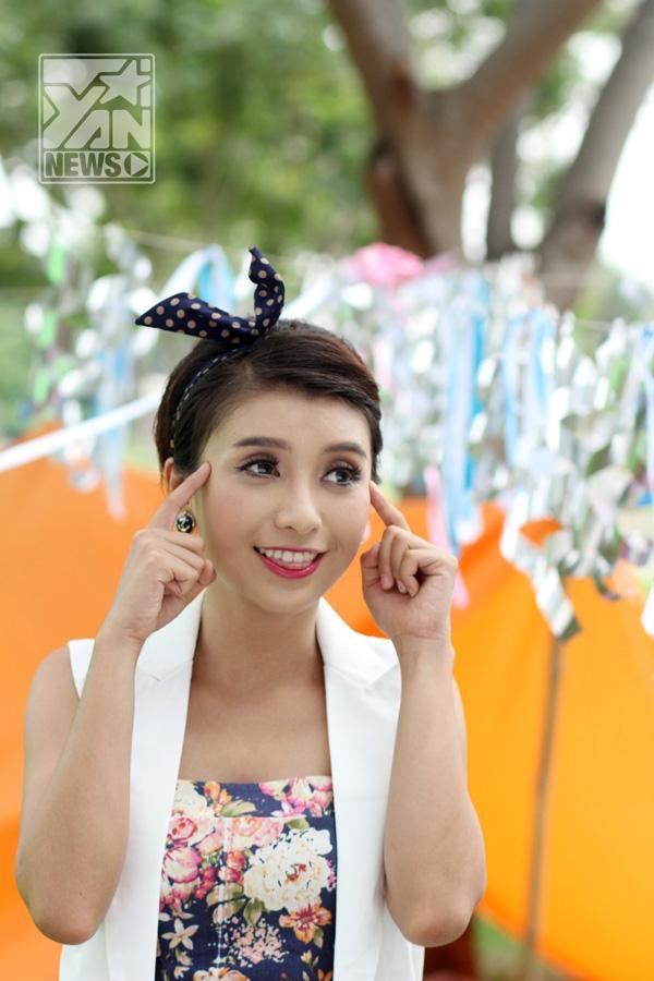 Trailer MV Nụ cười màu nắng của Tiêu Châu Như Quỳnh - Tin sao Viet - Tin tuc sao Viet - Scandal sao Viet - Tin tuc cua Sao - Tin cua Sao