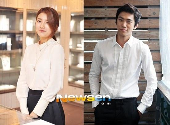 Suzy và Sung Joon