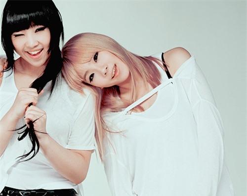CL và Minzy (2NE1)