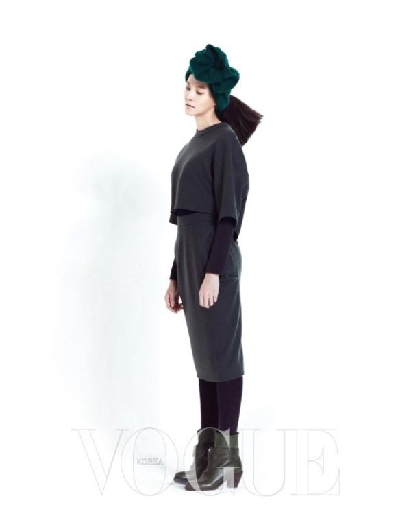 Ấn tượng với bộ sưu tập thu đông của Cha Ye Ryun trên Vogue