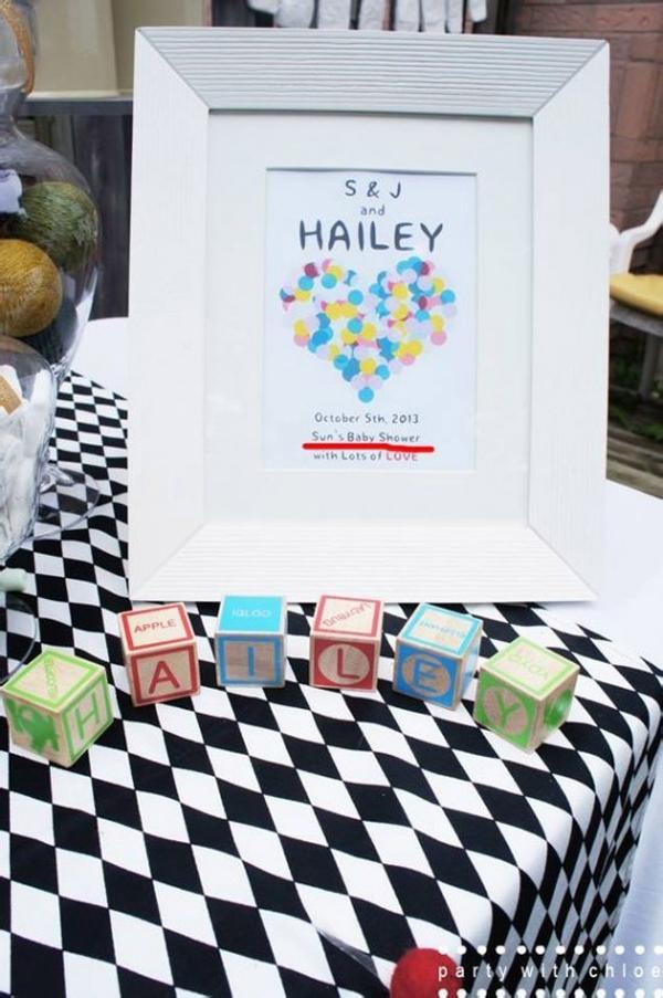 Con gái củaSunyecó tên là Hailey.
