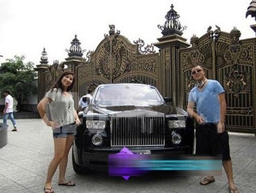Gia đình chồng Hà Tăng sở hữu nhiều siêu xe với giá trị vô cùng lớn. - Tin sao Viet - Tin tuc sao Viet - Scandal sao Viet - Tin tuc cua Sao - Tin cua Sao