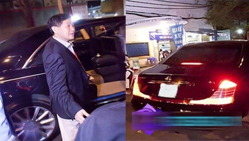 Chiếc Maybach 62S có giá xuất xưởng ở Mỹ khoảng 495.000 USD, nhưng khi về Việt Nam, giá của chiếc xe bị đội lên tới hơn 1 triệu USD do phải chịu nhiều loại thuế, phí - Tin sao Viet - Tin tuc sao Viet - Scandal sao Viet - Tin tuc cua Sao - Tin cua Sao