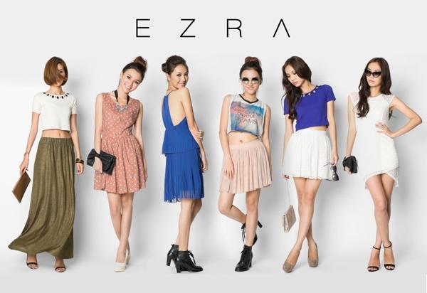 Khởi đầu kỷ nguyên thời trang đường phố Việt Nam cùng Ezra