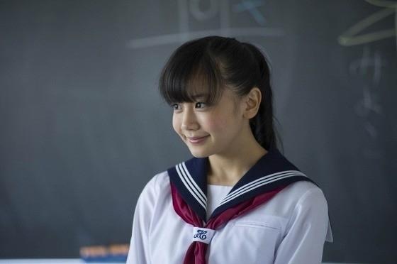 Vẻ đáng yêu của cô bé Aiko (Fumika Shimizu).