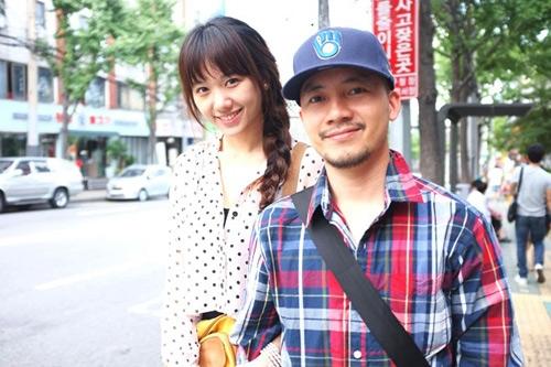 Hari Won - Tiến Đạt: Cặp đôi đang hot hiện nay.