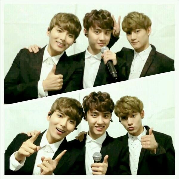 Ryeowook,  D.O, Chen