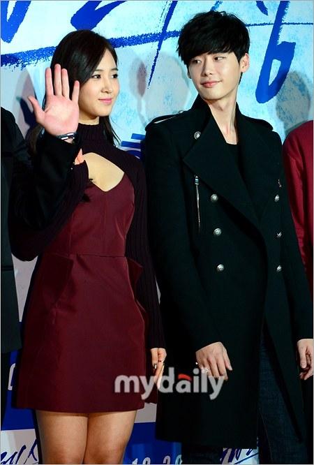 Yuri - Lee Jong Suk