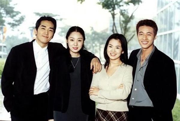 Thời manh nha của màn ảnh xứ Hàn sống mãi trong tâm trí khán giả Việt với bộ phim Trái tim mùa thu.