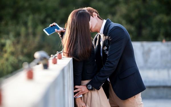 Park Shin Hye và Lee Min Ho