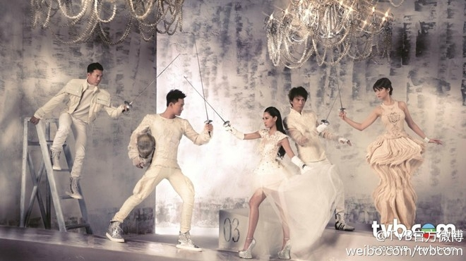 Tháng 3 (chủ đề đấu kiếm): Tạ Thiên Hoa, Lâm Phong, Từ Tử San, Huỳnh Tử Hoa, Sầm Lệ Hương.