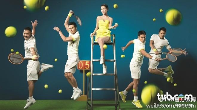 Tháng 5 (chủ đề tennis): Huỳnh Trí Hiền, Trịnh Gia Dĩnh, Xa Thi Mạn, Quách Tấn An, Trần Chí Sâm.