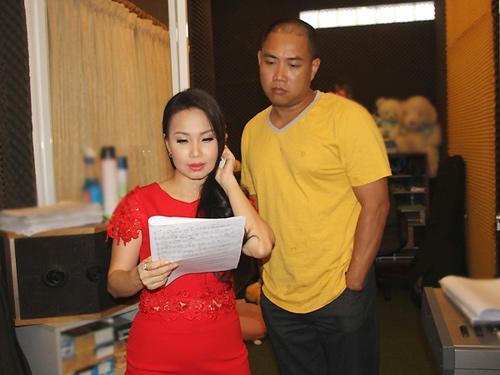 Nhạc sĩ Minh Vy từng đau đầu vì tật xấu của vợ.