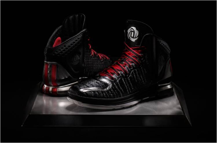 D Rose 4 – vũ khí mới của siêu sao Derrick Rose