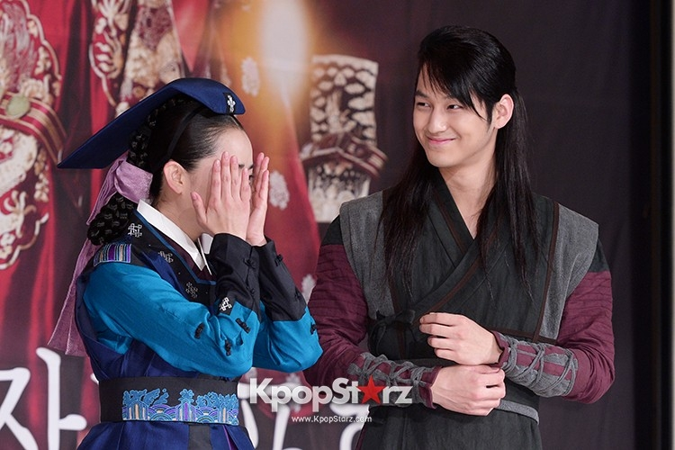 Kim Bum và Moon Geun Young